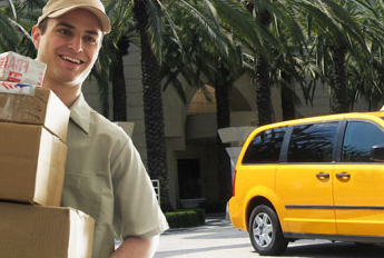 Taxi de colis